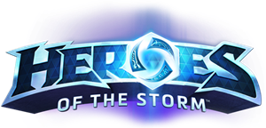 Logotipo Heroes of the Storm