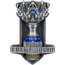 Logotipo de la LOL WCS